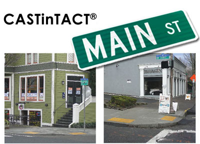 CASTinTACT Main Street Projects