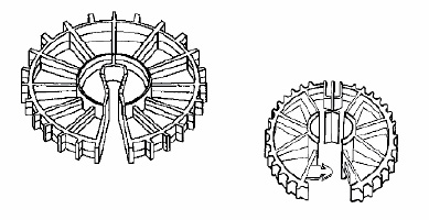 Barspan Wheel
